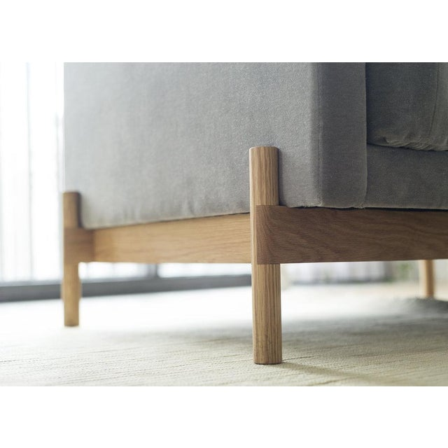 """By Adam Rogers / Radnor Made Starting Price: $6,300 in oak Specifications: 44"""" l x 34"""" d x 30"""" h / 18"""" sh Shown In: White..."""
