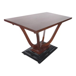 Art Deco David Robinson Smith Dynamique Johnson Furniture Coffee Table
