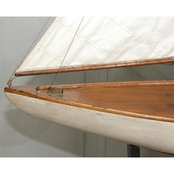 Large American Pond Boat For Sale - Image 4 of 8