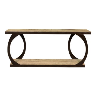 Sarreid Console Table For Sale