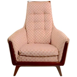 Rowe Lounge Chair After Pearsall For Sale