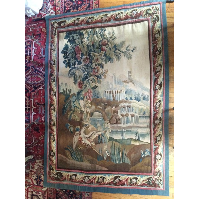 Early 19th Century Antique Tapestry - Image 4 of 7