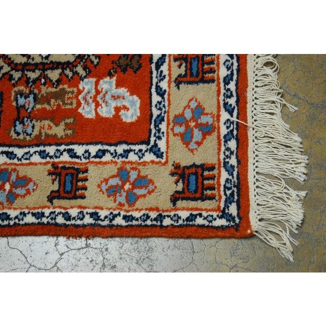 Islamic Tribal Meshkin-Style Carpet - 2′6″ × 4′3″ For Sale - Image 3 of 5