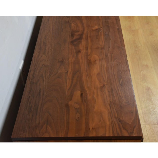 Atlantico Walnut Dresser Credenza - Image 7 of 11