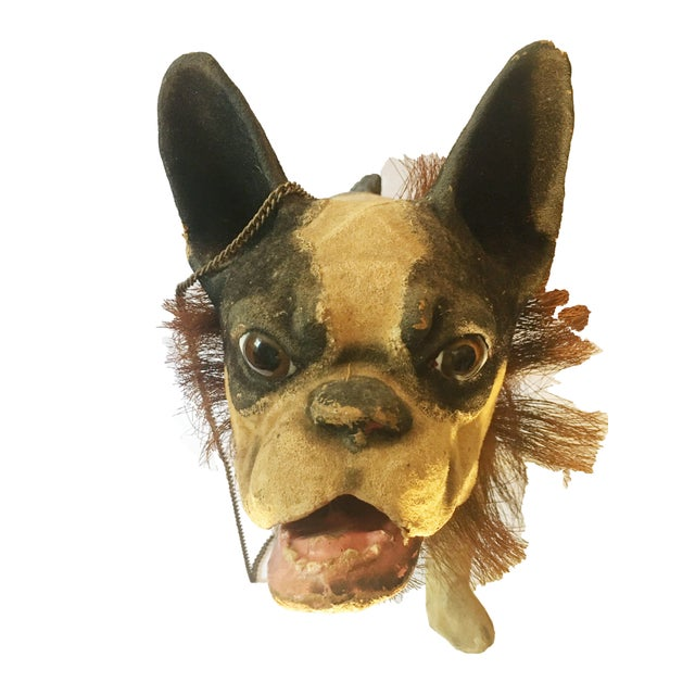 1920s Bulldog Growler Figurine For Sale In Dallas - Image 6 of 9