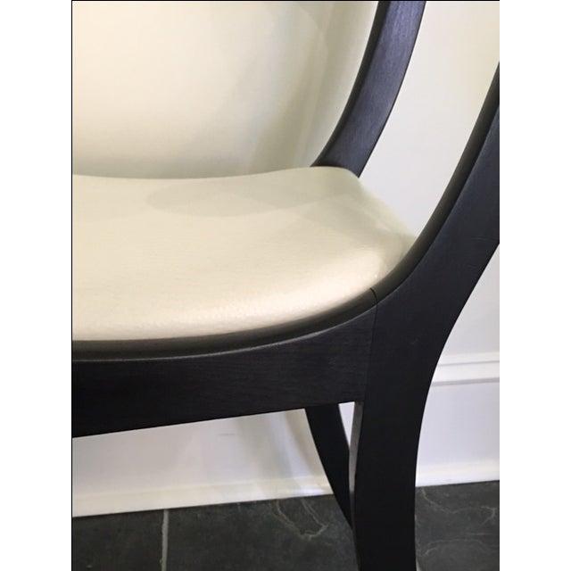 1930s Ebonized Klismo Chairs - Set of 4 - Image 6 of 10