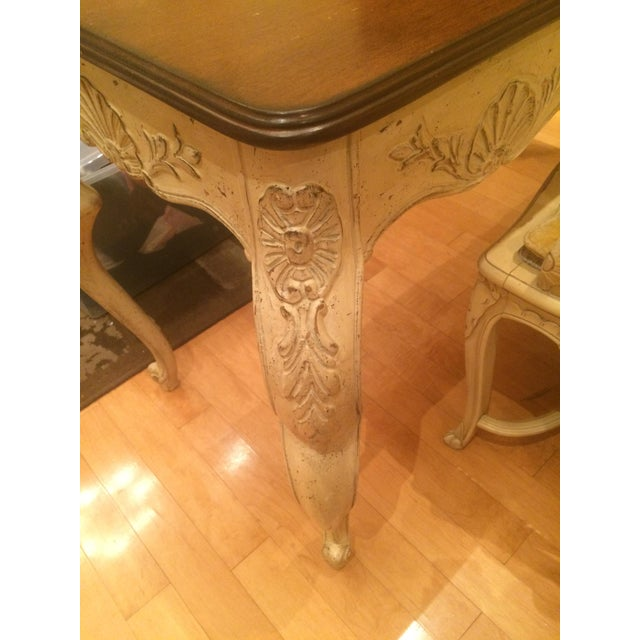 Vintage French Style Writing Desk - Image 5 of 8