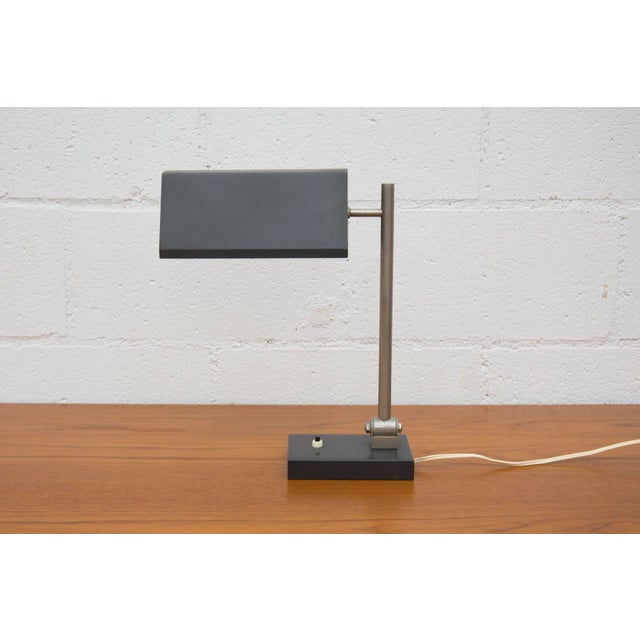 Hala Zeist Geometric Industrial Desk Lamp - Image 2 of 7