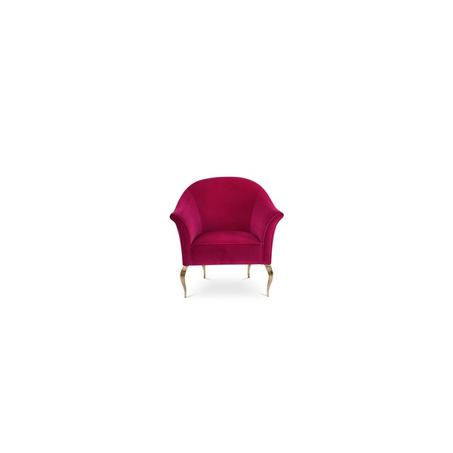 Mimi Chair From Covet Paris For Sale - Image 10 of 10