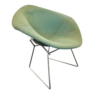 Vintage Mid-Century Knoll for Bertoia Diamond Chair For Sale