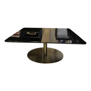 Modern Tom Dixon Flash Table Square Coffee Table For Sale