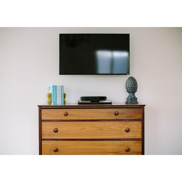Two-Toned Wood Dresser - Image 5 of 6