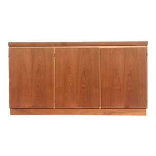 Mid-Century Teak Server or Sideboard by Skovby For Sale