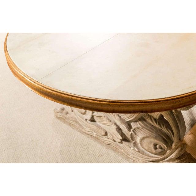 Maison Jansen Dolphin Motif Table For Sale - Image 12 of 13