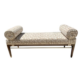 Transitional Roll Arm Bench For Sale