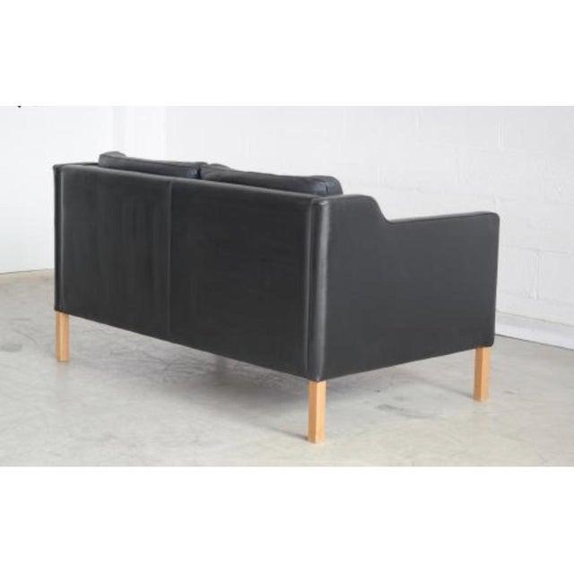 Børge Mogensen Danish Modern Two-Seat Sofa - Image 3 of 7