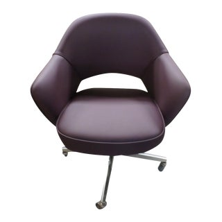 Vintage Original Knoll Saarinen Executive Armchair