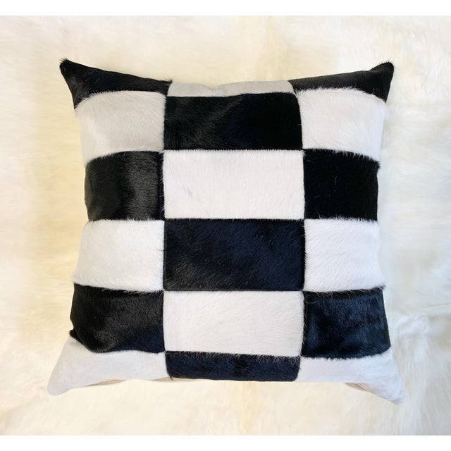 Forsyth cowhide pillows are simply the best. The most beautiful cowhides are selected, hand cut, hand stitched, and hand...