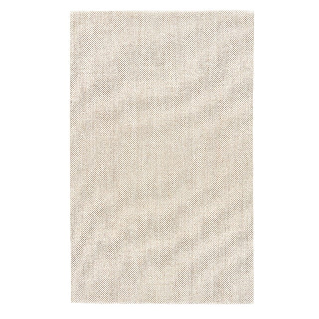 Jaipur Living Naples Natural Solid Taupe Area Rug - 9' X 12' For Sale In Atlanta - Image 6 of 6