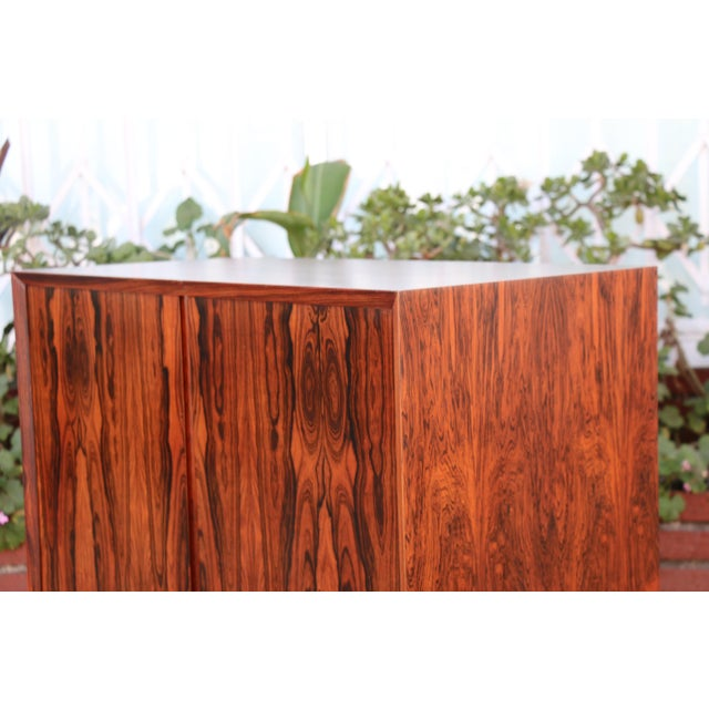 Rosewood Small Cabinet - Image 9 of 11