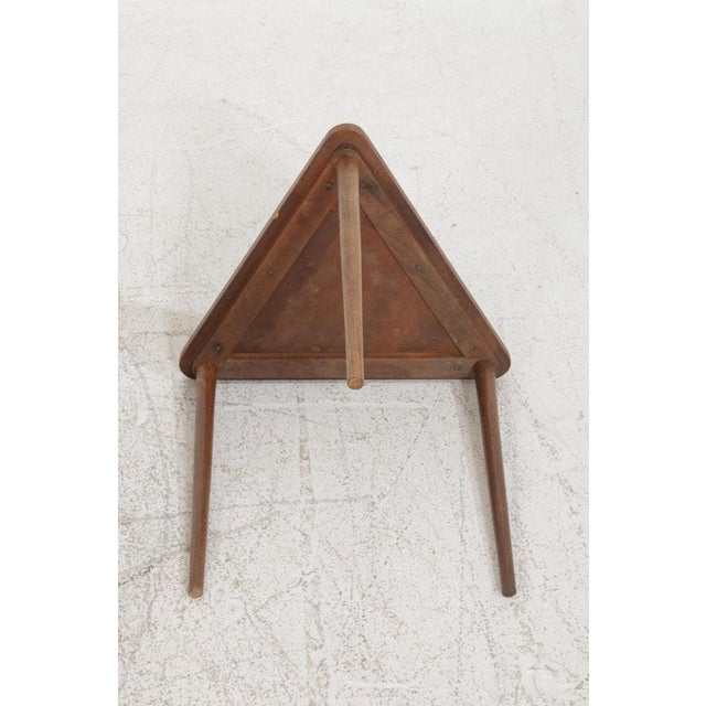 Wood Vintage Mid-Century Danish Modern Rosewood Nesting Coffee Table - 7 Pieces For Sale - Image 7 of 8