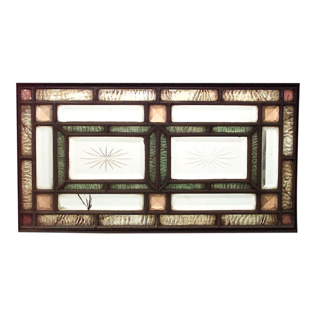 Early 20th Century American Victorian Mahogany Saloon Doors For Sale