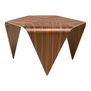 Authentic Trienna Table with Walnut Veneer by Imari Tapiovaara & Artek For Sale