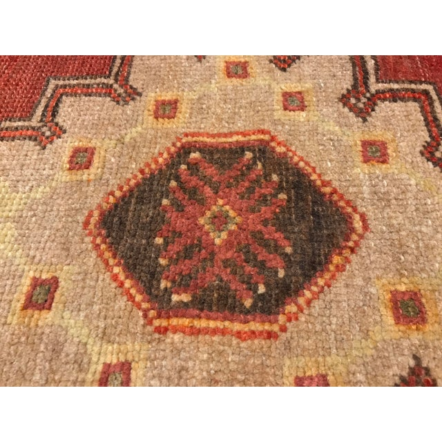 "Bellwether Rugs Vintage Turkish Oushak Runner - 2'4"" X 10'5"" - Image 5 of 10"