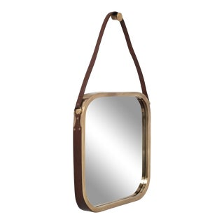 Constantine Brass Wall Mirror For Sale