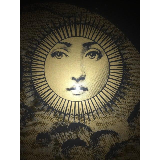 Fornasetti Vintage Silkscreen Print - Image 4 of 5