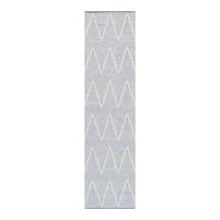 "Pasargad Simplicity Hand-Woven Cotton Runner Rug - 2' 6"" X 8' 0"""