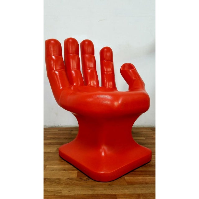 1970 Vintage Rmic Hand Chair For Sale - Image 12 of 13