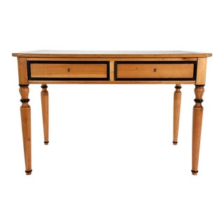 Traditional Louis Philippe-style Writing Desk