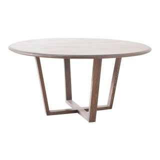 Contemporary Midway Dining Table For Sale