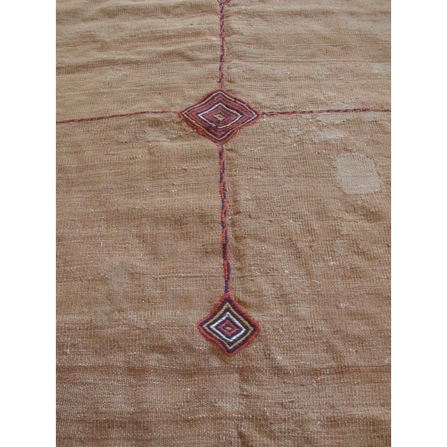 Islamic Baluch Flatwoven 'Sofreh' For Sale - Image 3 of 3
