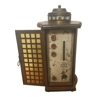 "Collectible, Nostalgic ""The Town Crier"" Radio Vintage"