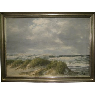 Outer Banks Seascape Painting