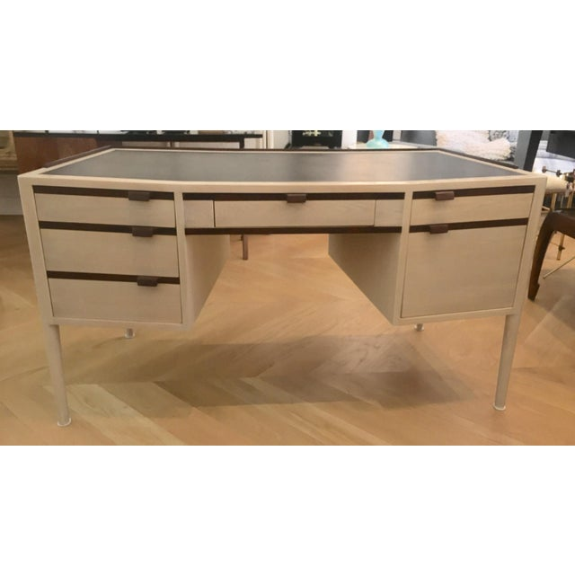 Mid Century Modern Edward Wormley for Dunbar Desk For Sale - Image 11 of 11