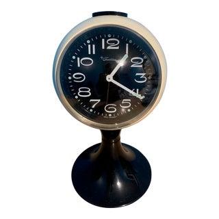 West German Tulip Alarm Clock For Sale