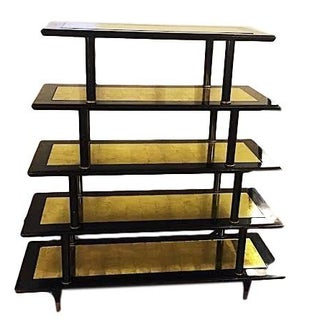 Jansen Five Tier Open Etagere