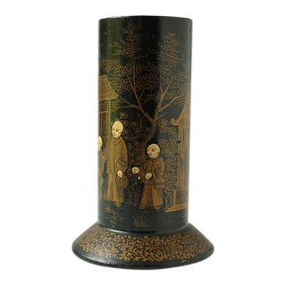 Chinorisie Lacquer Brush Holder For Sale