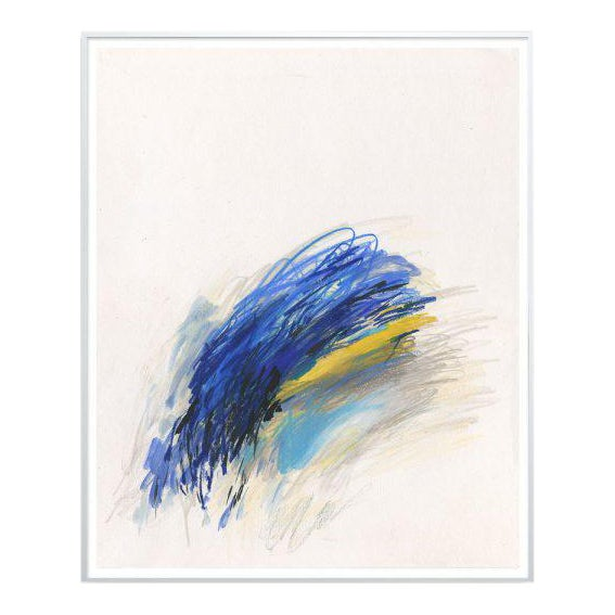 """Blue Notes #12"" Unframed Print For Sale"