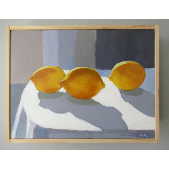 2010s Lemon Light by Anne Carrozza Remick For Sale - Image 5 of 6