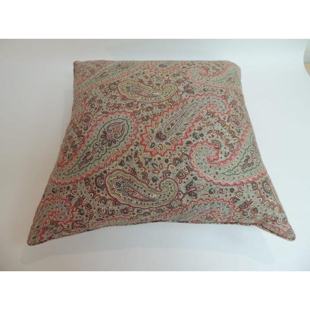 Ralph Lauren Paisley Decorative Pillow Chairish
