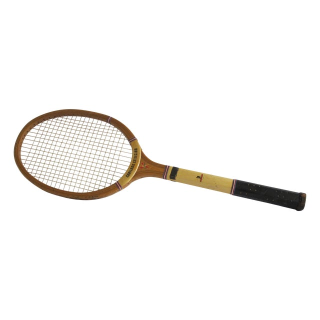 Cortland Collegian Tennis Racquet - Image 1 of 6