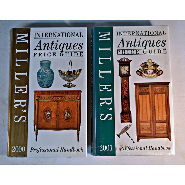 Miller Antique Price Guide 2000 & 2001 - A Pair - Image 2 of 4