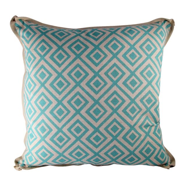 Cooper Linen Pillow - Image 1 of 5