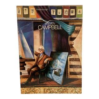1988 Steven Campbell Art Book For Sale