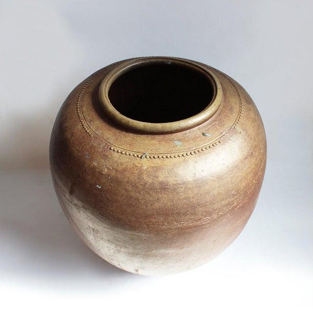 Thai Ceramic Water Vessel - Image 2 of 2