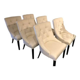 Modern Swaim Furniture Dining Chairs- Set of 6 For Sale